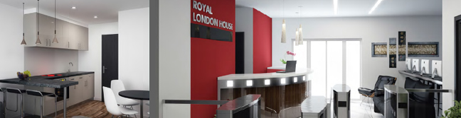 Royal London House